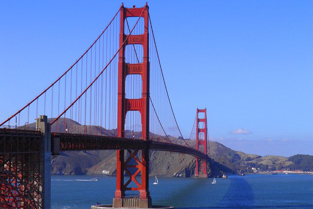 Golden Gate, em San Francisco