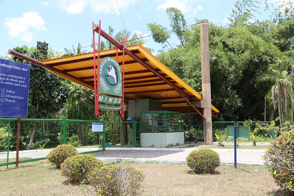 Parque do Mindu em Manaus