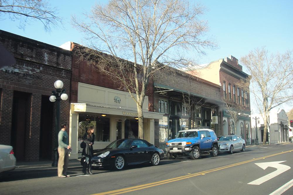 Cidade de Santa Helena.