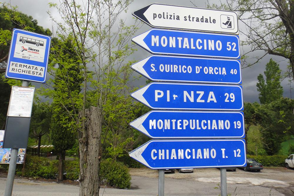 Com tantas cidades próximas uma das outras, difícil é escolher qual visitar.