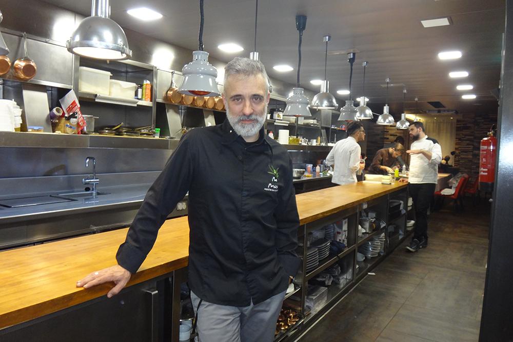 Amazonas e mais sergi arola gastro restaurantes em madrid - Restaurante sergi arola en madrid ...