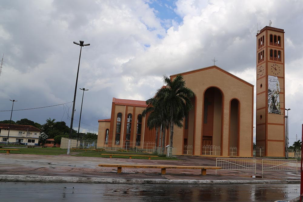 igreja parintins