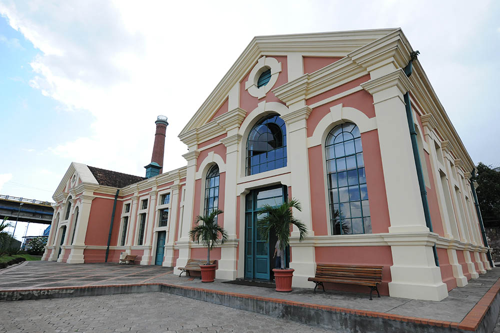 teatro chamine