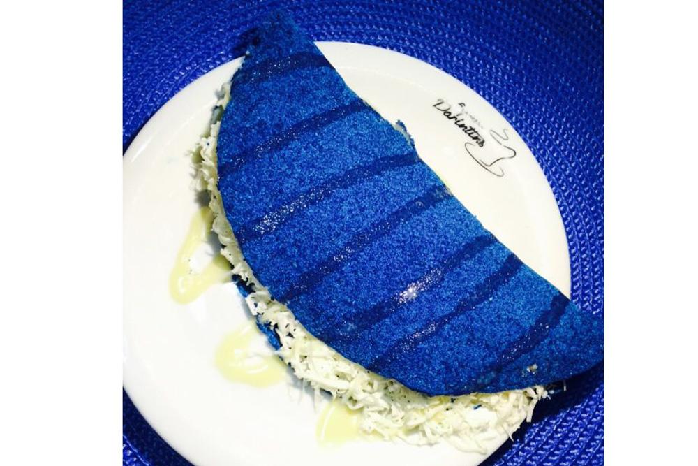 tapioca azul