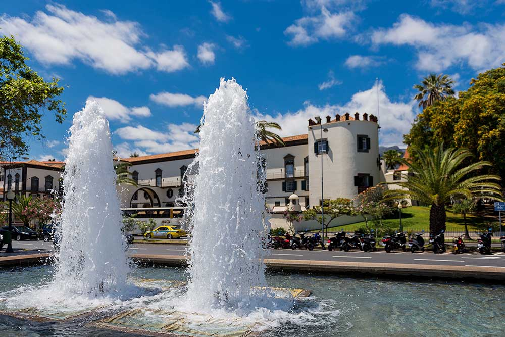 Funchal_Sao Lourenco Palace