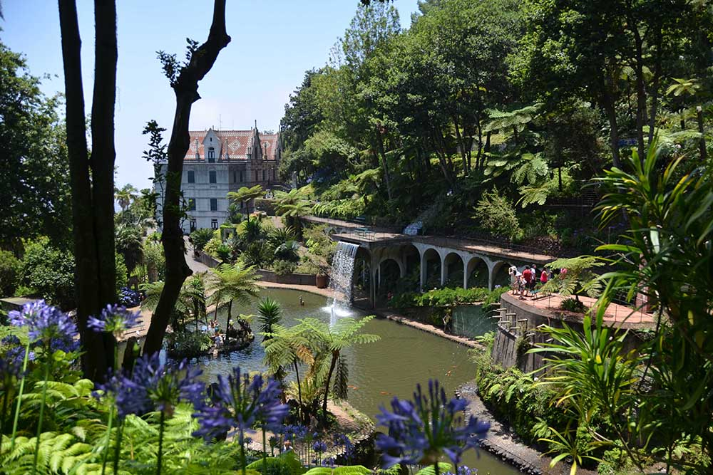 Jardim Monte Palace - Ilha da Madeira