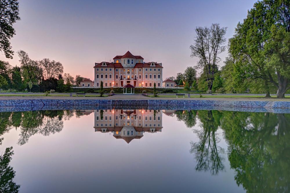 castelo liblice