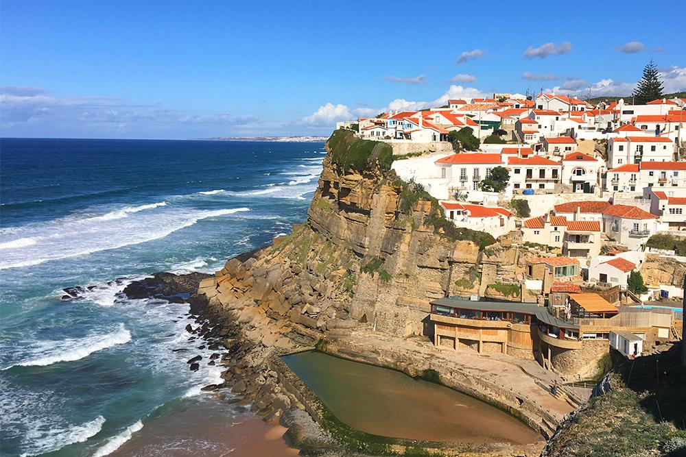 Azenhas do Mar, em Portugal