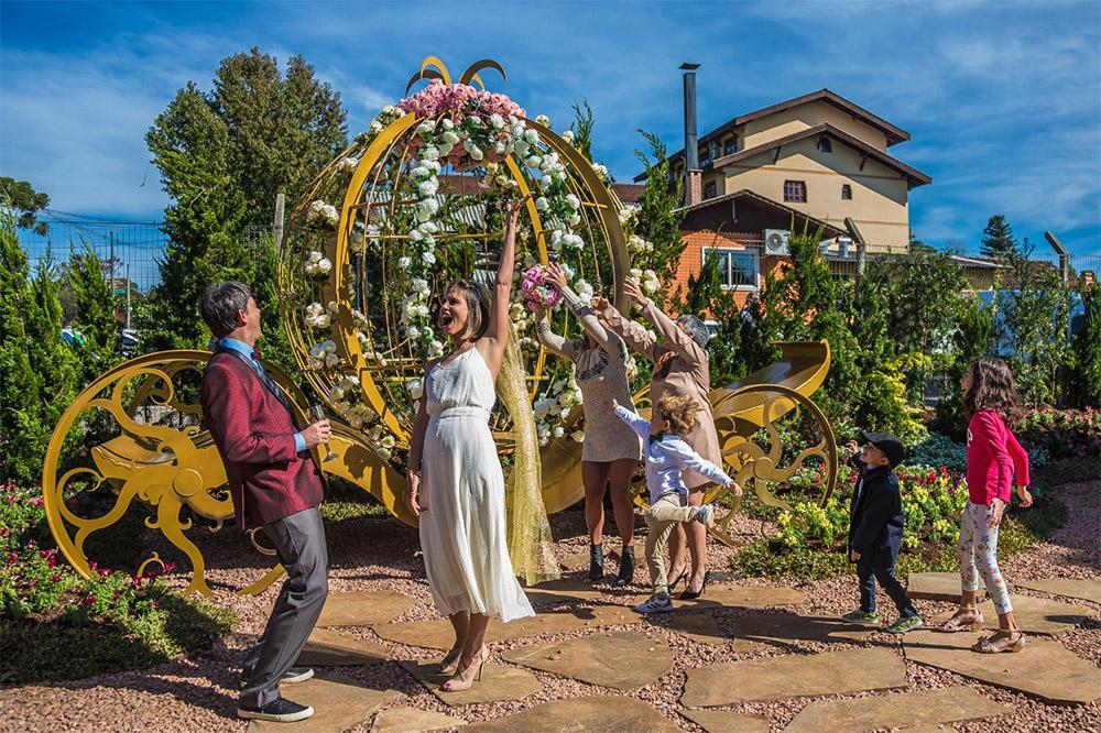 Casamento dos sonhos em Gramado