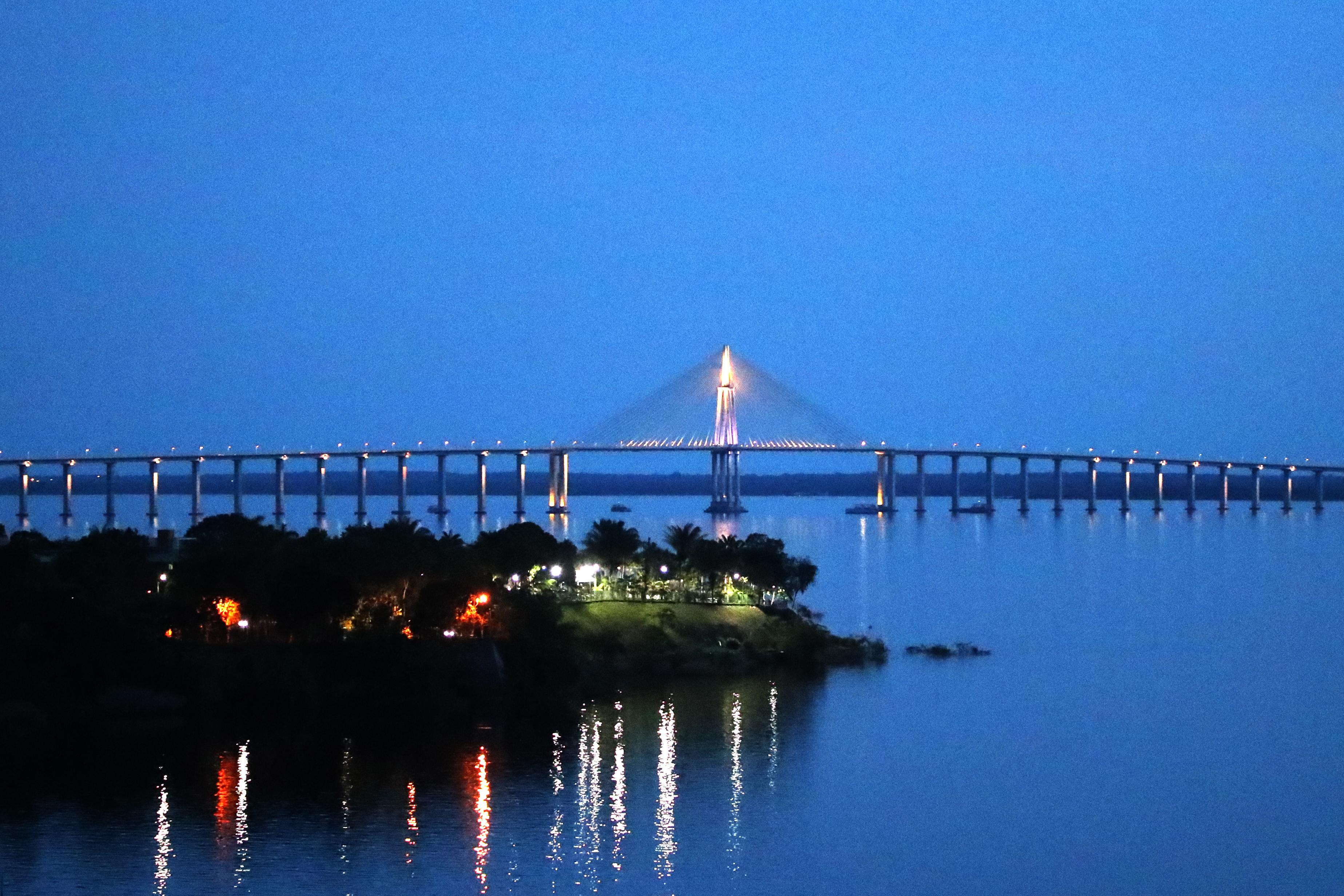 Ponte Phelippe Daou ou Ponte Rio Negro