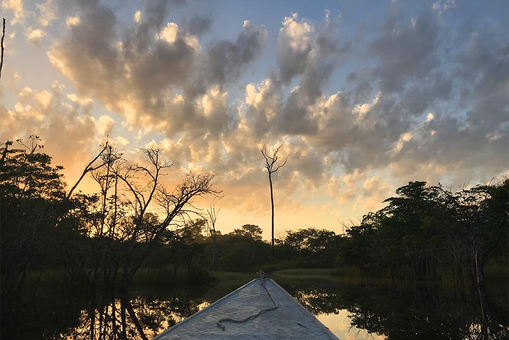 Pesca do tucunaré tem excelente opção no lago de Balbina