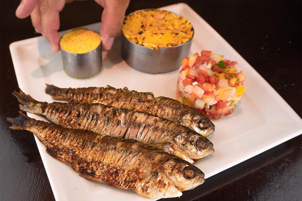Restaurantes regionais em Manaus? Tambaqui de Banda