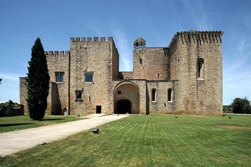 O Mosteiro do Crasto