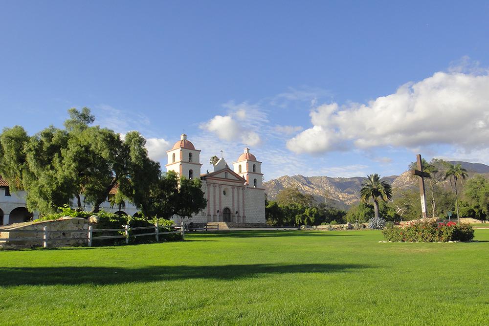 Santa Barbara, na Califórnia