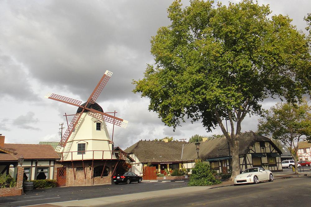 Solvang, na Califórnia