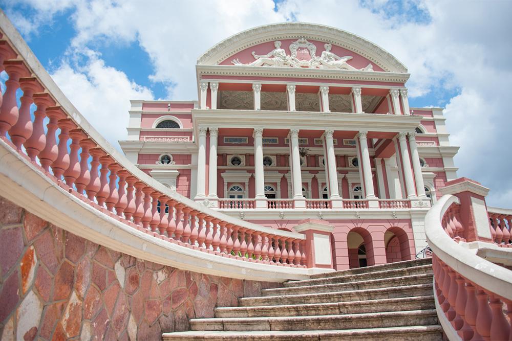 Programação do Teatro Amazonas para março