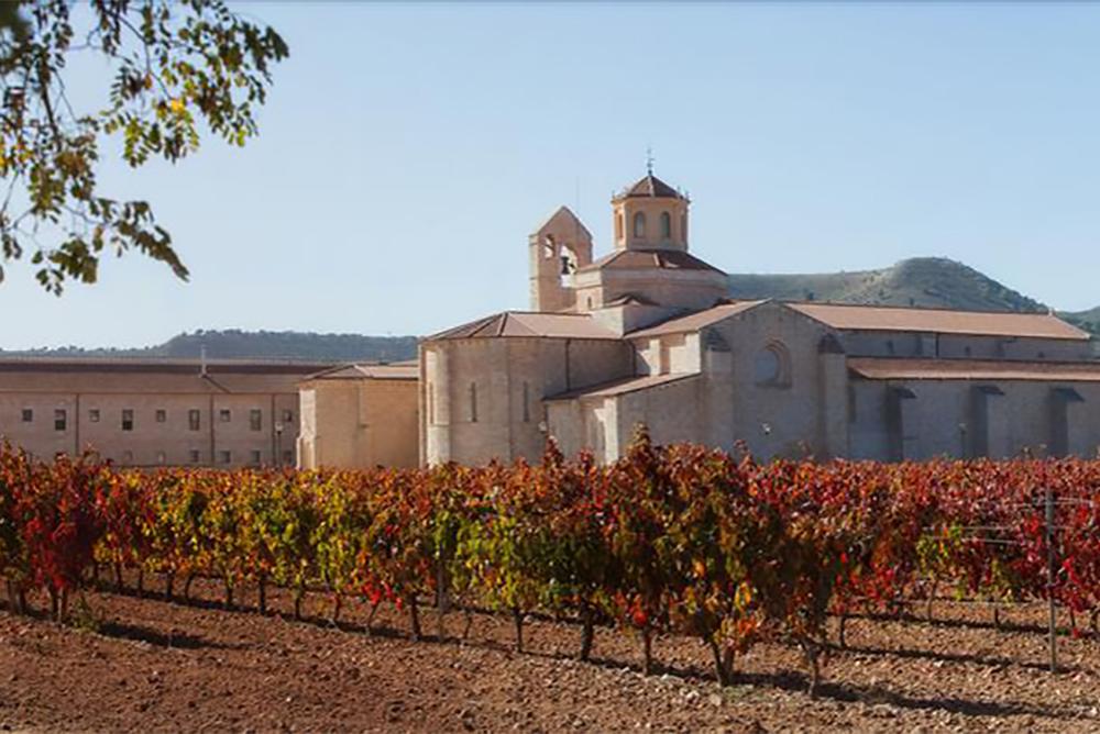 O Castilla Termal Monasterio de Valbuena