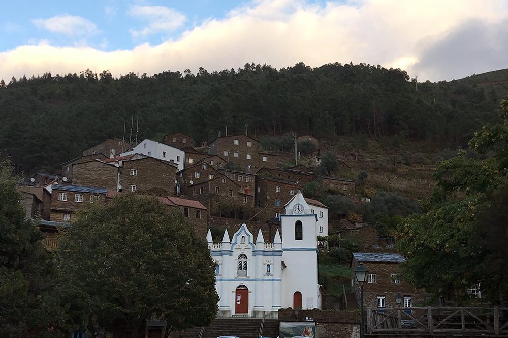 Piódão, vila histórica de Portugal