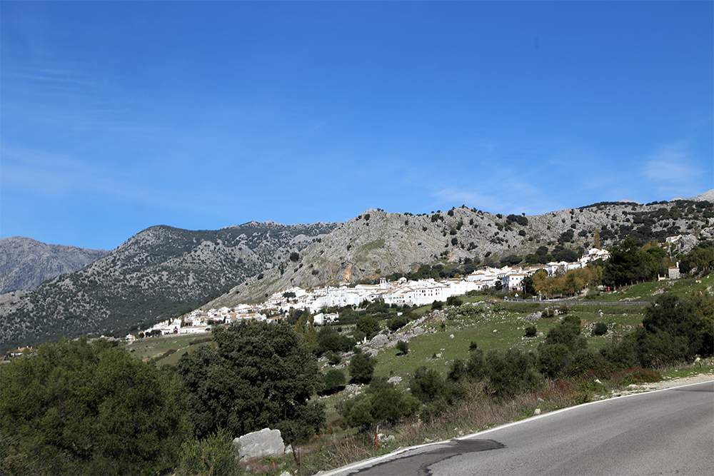 Rota dos Pueblos Blancos, na Espanha