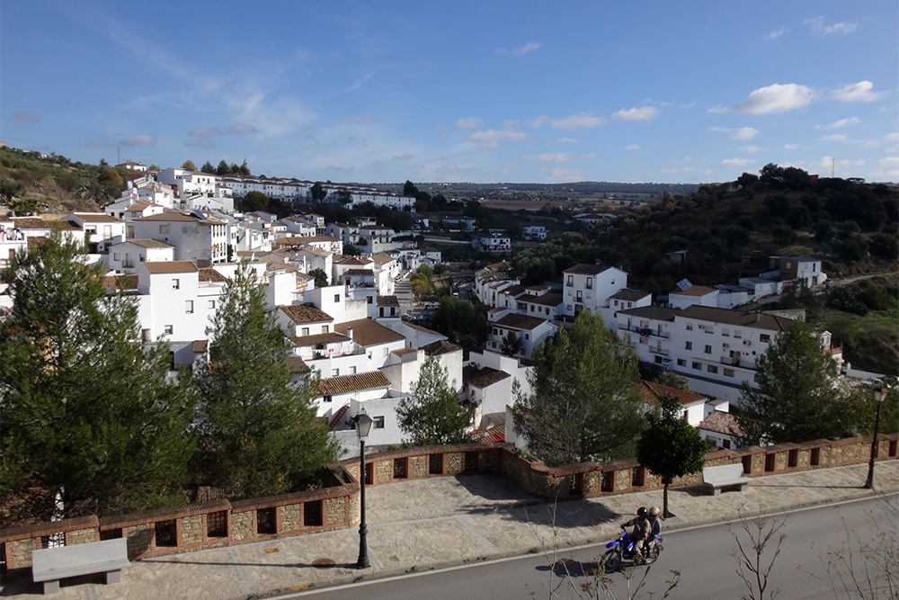 Setenil de las Bodegas, nos Pueblos Blancos