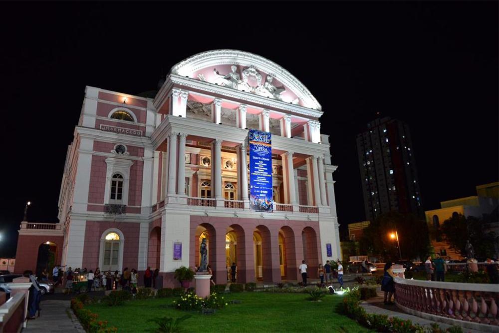 Festival Amazonas de Ópera: ingressos à venda