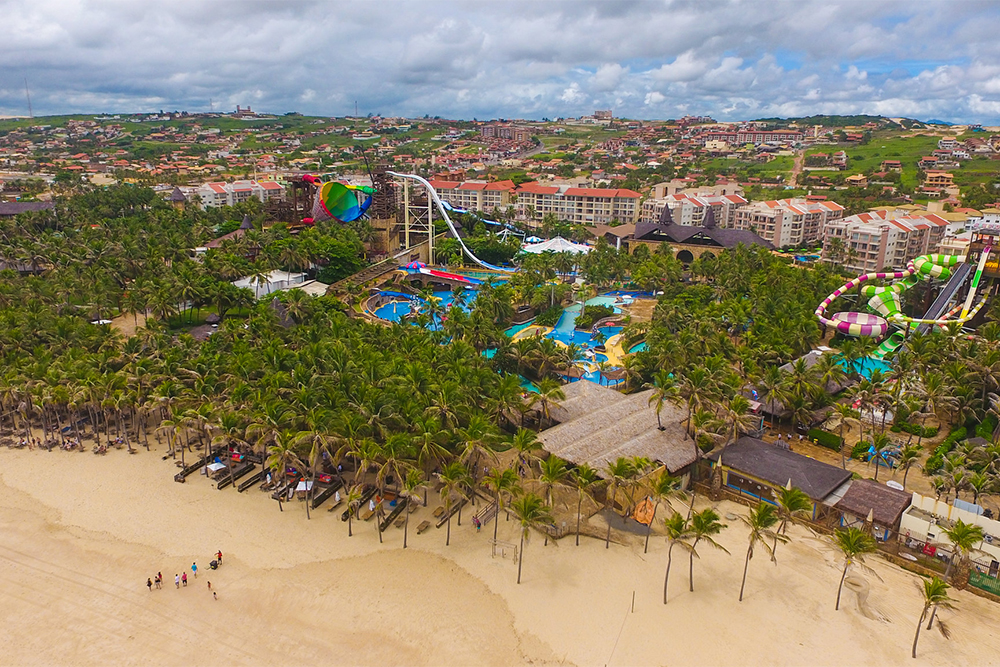 Beach Park, parques do Brasil