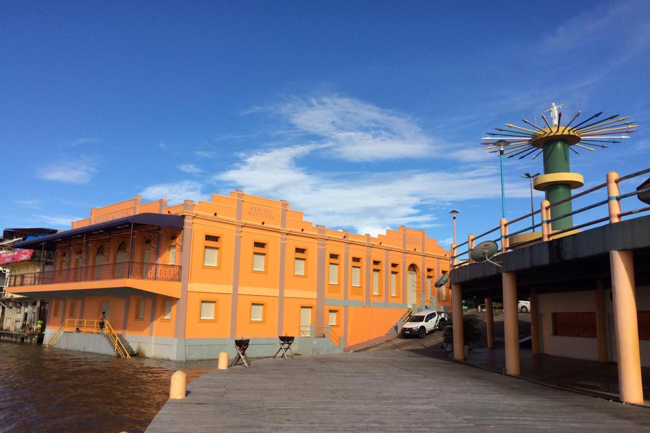 Mercado de Parintins será reaberto em maio