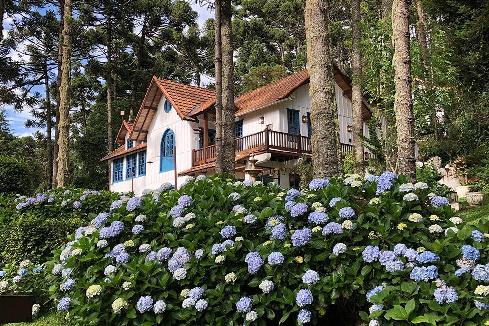 Provence Cottage & Bistrô, pousada de Monte Verde