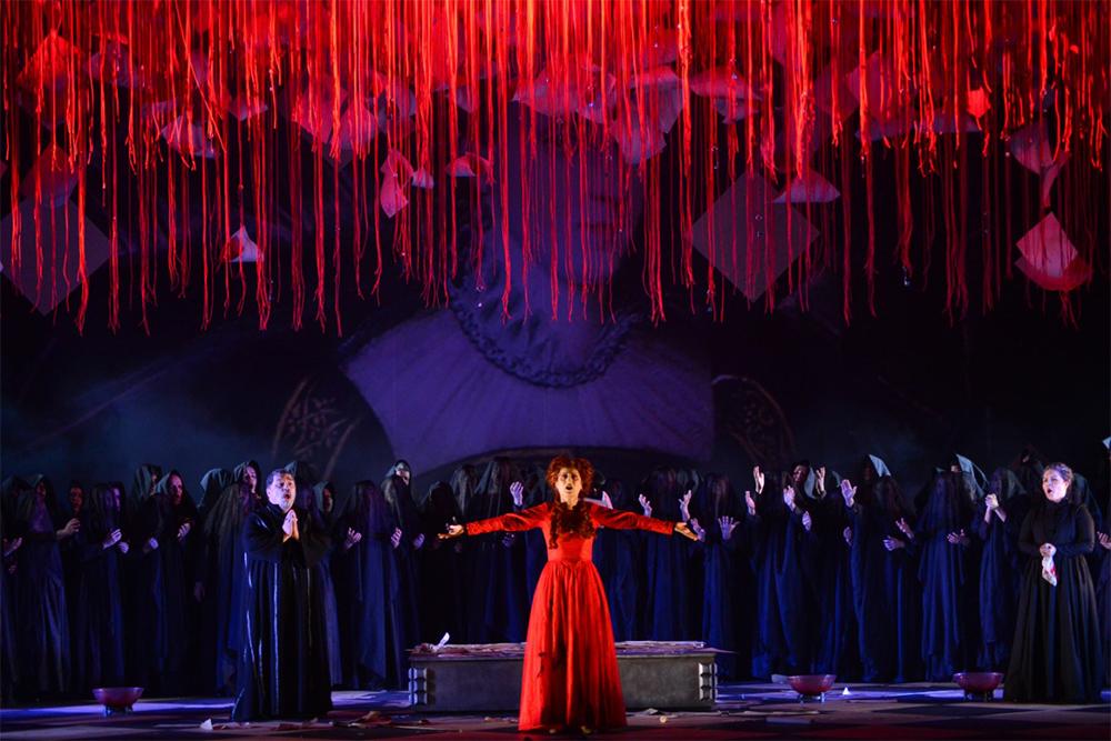 A ópera 'Tosca', de Puccini