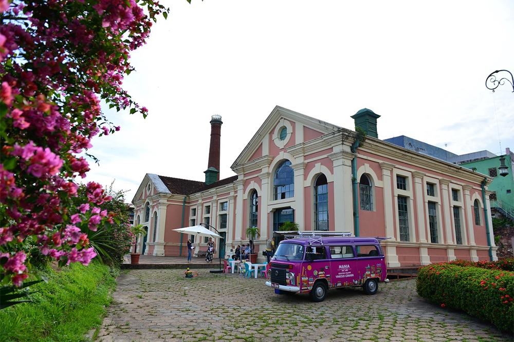 Centro Cultural Usina Chaminé terá programação no fim de semana