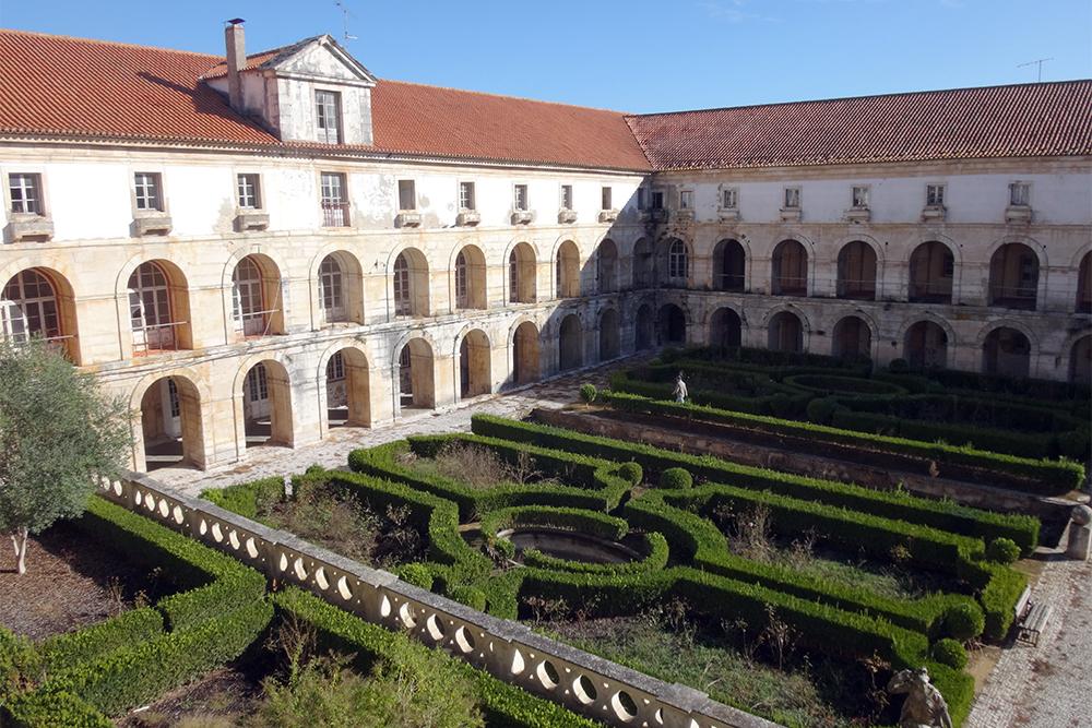 Jardins do Mosteiro de Alcobaça