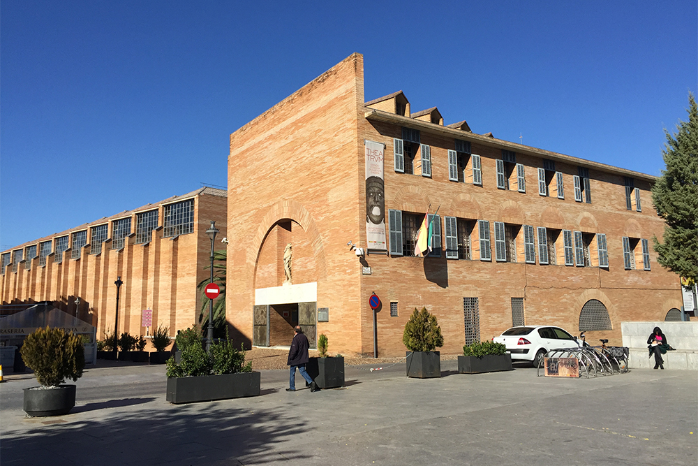 Museu Nacional de Arte Romana, em Mérida