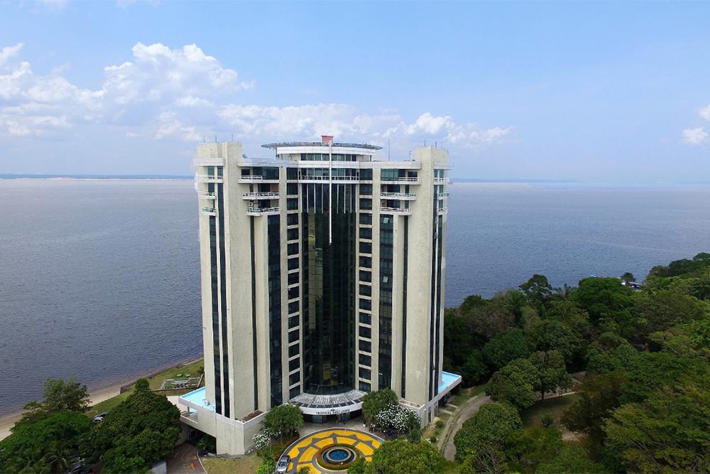 Tropical Executive, hotel em Manaus