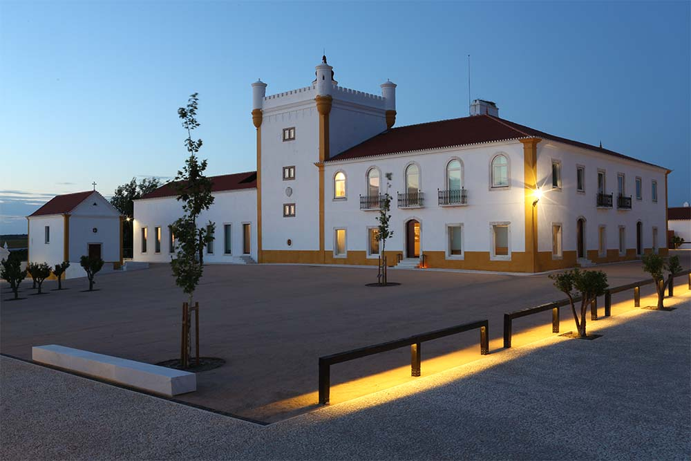 Onde se hospedar no Alentejo: Torre de Palma Wine Hotel