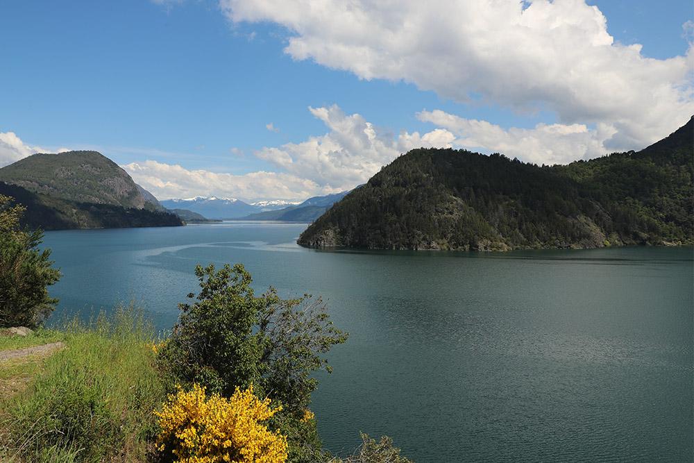 Lago Lácar, Rota dos 7 lagos