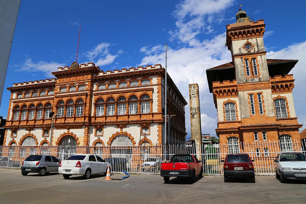 Prédio da Alfândega, Centro Antigo de Manaus