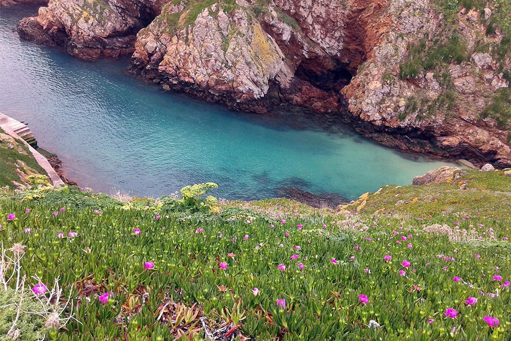 Ilhas Berlengas, em Portugal