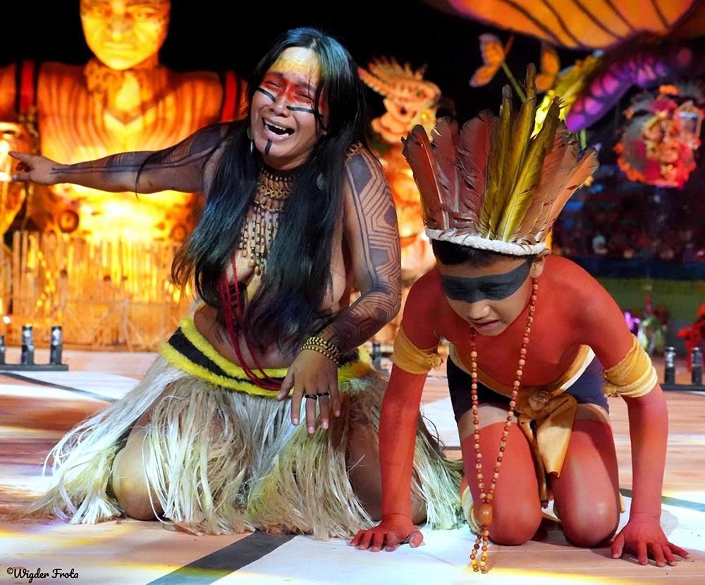 Festribal, Tribo Munduruku