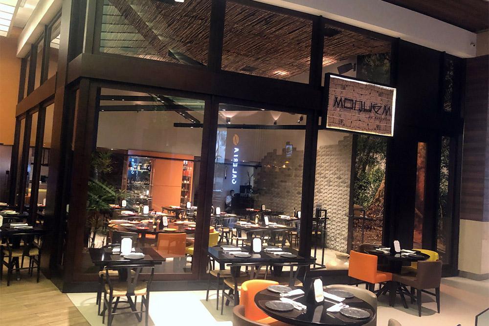 Moquém do Banzeiro, restaurante de Manaus