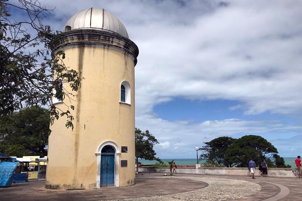 Observatório Astronômico, em Olinda