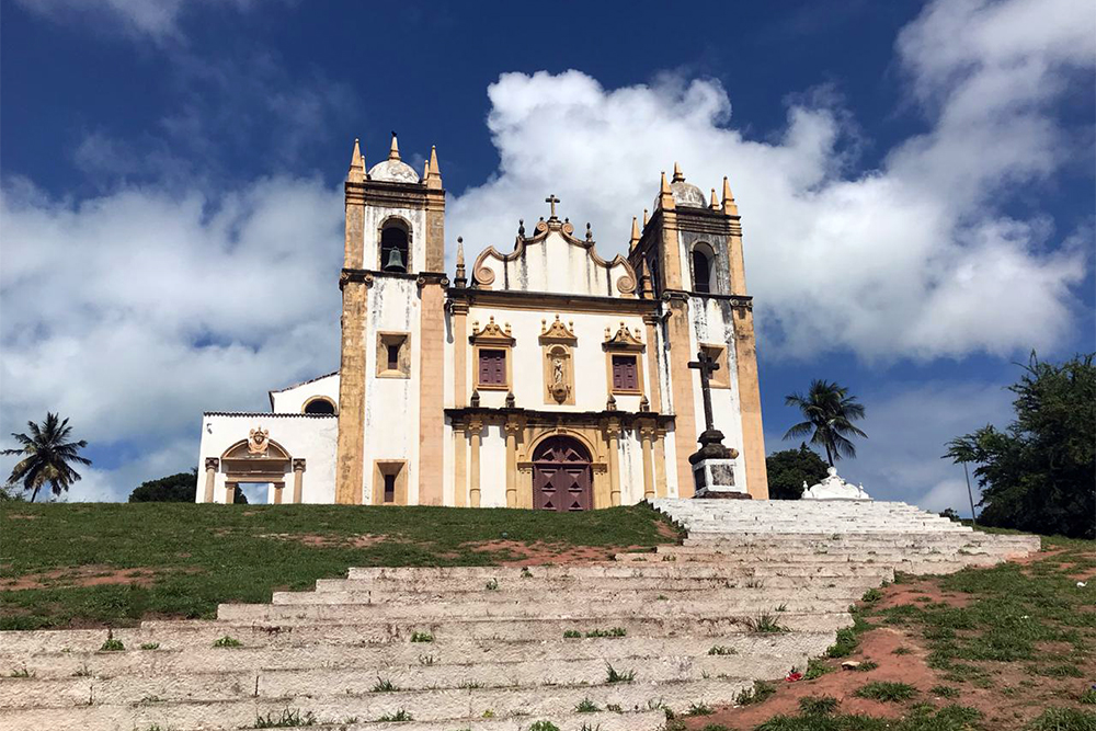 Igreja do Carmo, em Olinda