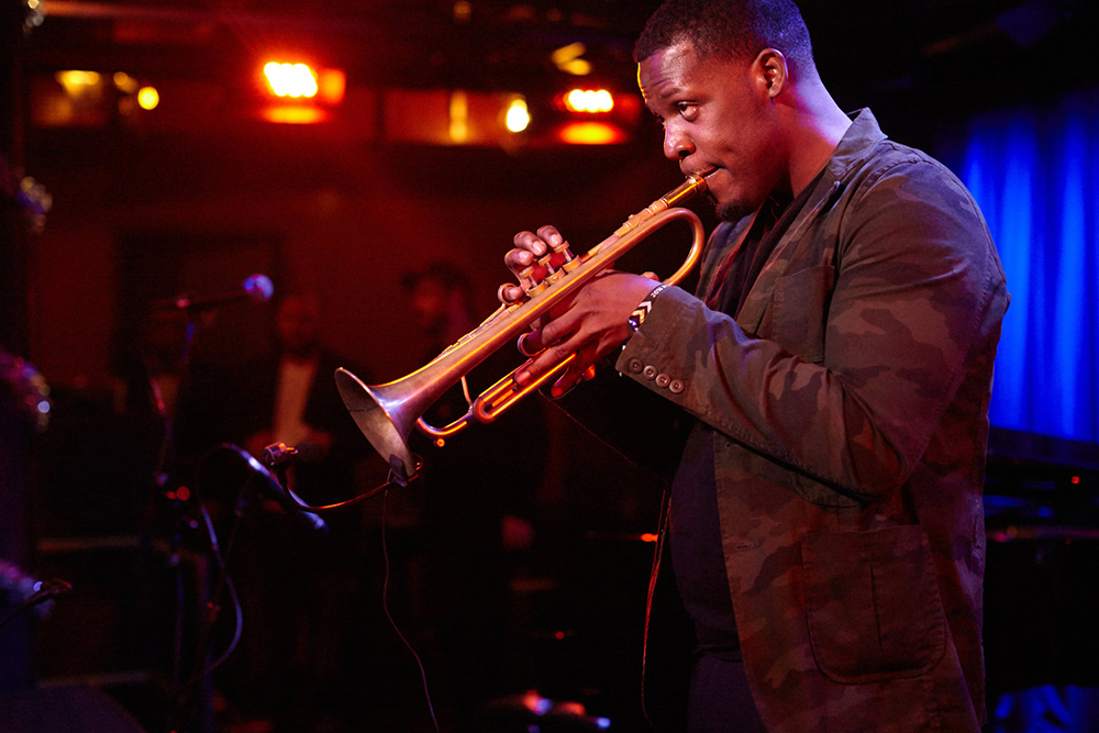 Festival Amazonas Jazz terá o norte-americano Keyon Harrold