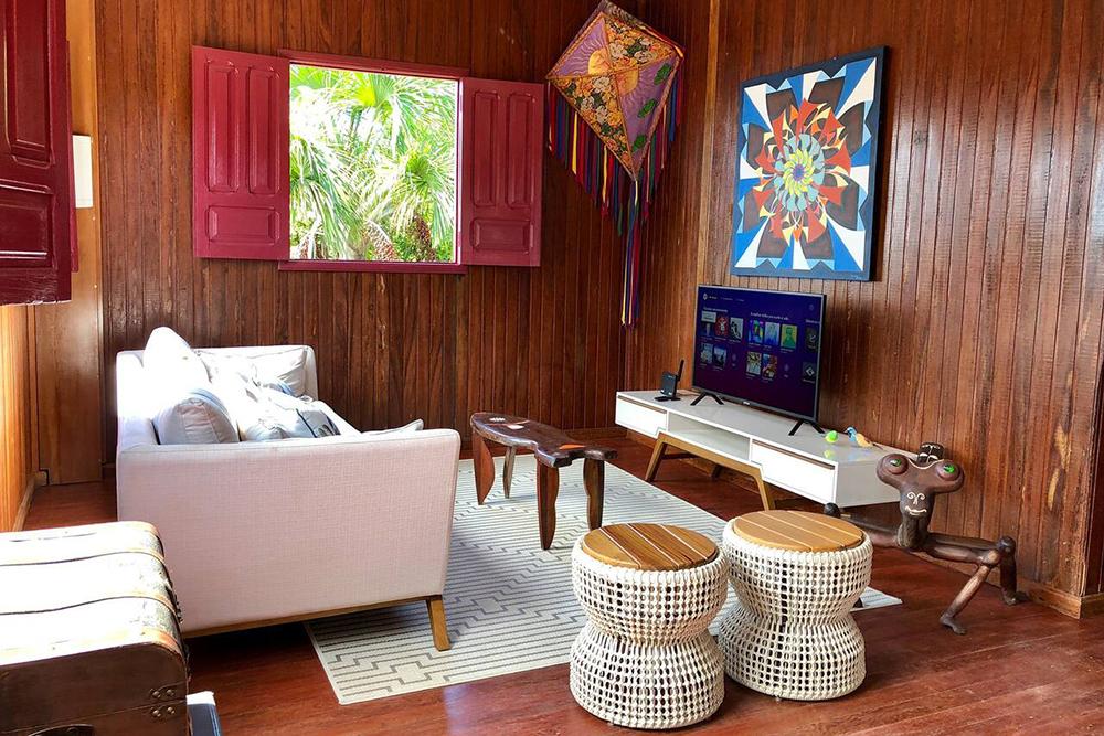Casa Madadá, hospedagem em Novo Airão