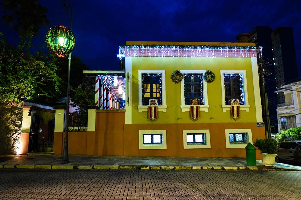 Programação de Natal em Manaus