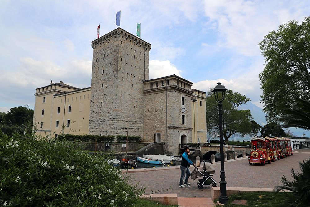 Riva Del Garda, no Lago di Garda