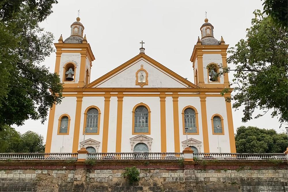 Igreja Metropolitana de Manaus, Centro Antigo