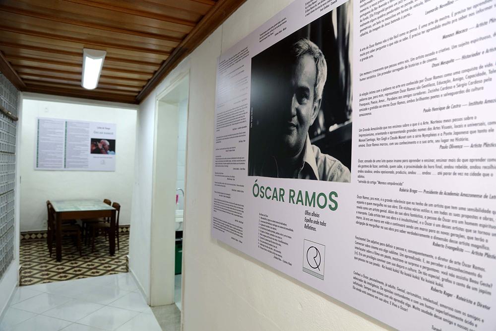 Centro Cultural Óscar Ramos, em Manaus