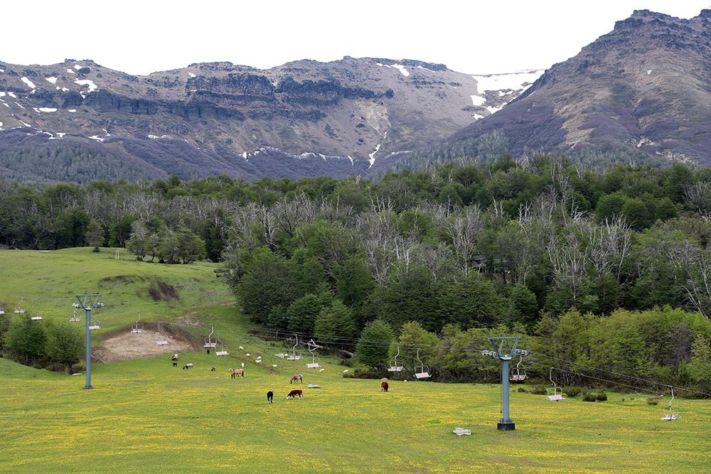 Cerro Chapelco, San Martín de los Andes.
