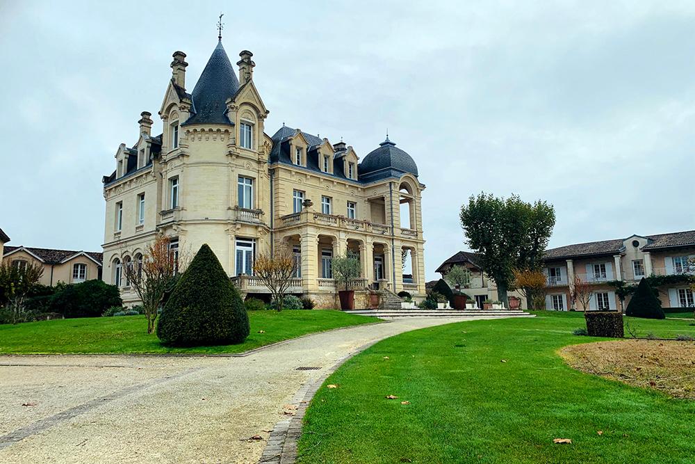 Château Hotel Grand Barrail