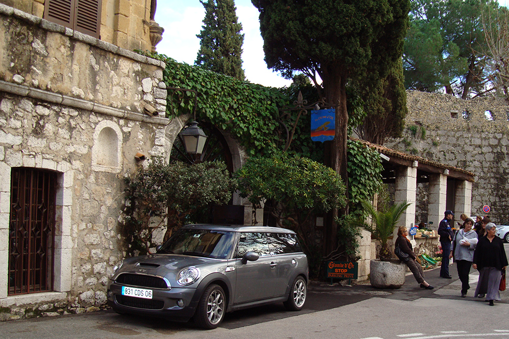 Hotel La Colombe D'Or, em Saint Paul de Vence